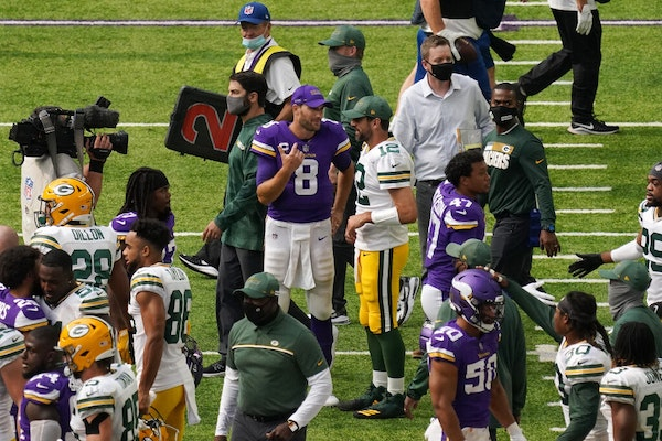Vikings mailbag: Who will be the best NFC North QB next year?