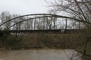 The Kern Bridge, erected in 1873 and taken down last year, will be reassembled over the Blue Earth River as the centerpiece of a popular Mankato recre