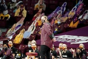 After the Gophers started the Big Ten season 1-6 in Lindsay Whalen's third season as coach, they have won three in a row.