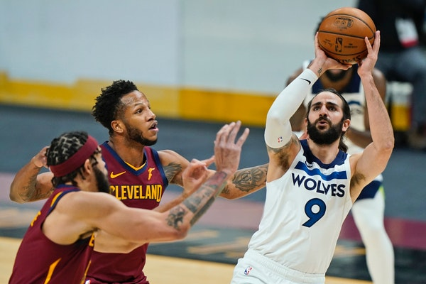 Maybe it's the absence of fans or the absence of veteran teammates, but Ricky Rubio's return to Minnesota hasn't benefited the point guard or th