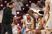 Four things Pitino's Gophers must address during second half of Big Ten season
