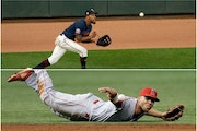 Souhan: Simmons, Buxton will improve Twins by leaps and dives