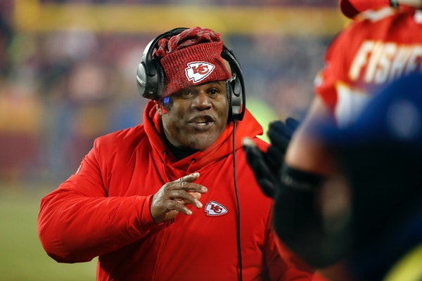 The Chiefs are 38-10 and potentially back-to-back Super Bowl winners with Eric Bieniemy as offensive coordinator.