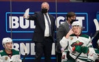 Spurgeon latest to get injured in Wild's narrow loss to Avalanche
