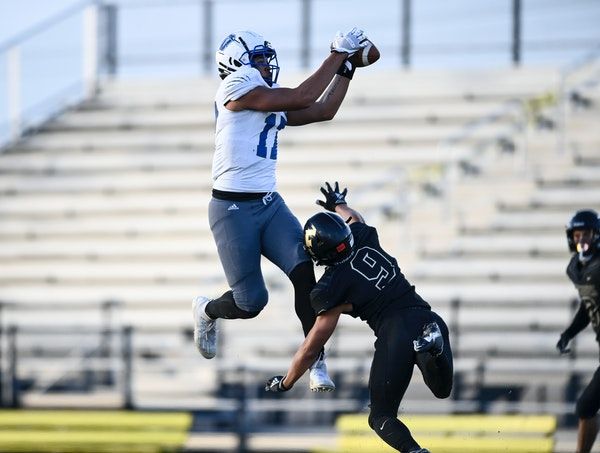 Minneapolis North's Davon Townley, who played tight end and defensive end with the Polars, announced Wednesday that he will play at Penn State.