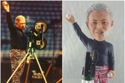 Yes, there's now a bobblehead of Tom Kelly wearing Zubaz, smoking a cigar