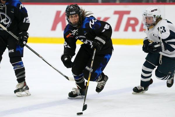 COVID concerns pause NWHL season; Whitecaps had reached semifinals