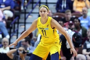Natalie Achonwa comes to the Lynx from the Indiana Fever.