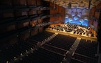 The Minnesota Orchestra performed to a nearly empty hall last March in its last performance before the pandemic shutdown, a concert that wound up as a