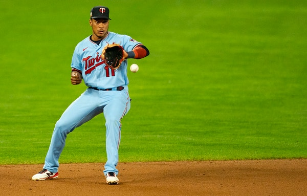 Twins shortstop Jorge Polanco was penalized with an 80-game PED suspension for a positive test in 2018.