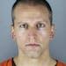 Derek Chauvin. (Hennepin County Sheriff's Office/TNS) ORG XMIT: 6499954W