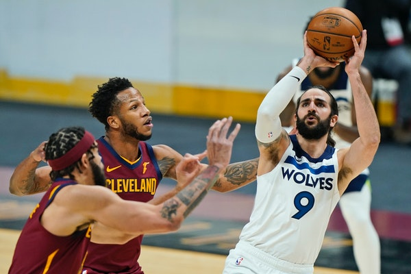 """Ricky Rubio: """"We're learning how to be in games, close games, but now we have to close out games."""""""
