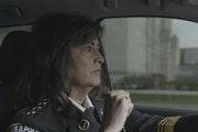"Chief Janeé Harteau of the Minneapolis Police Department is featured in ""Women in Blue."""
