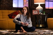 Rebecca Breeds as Clarice Starling.