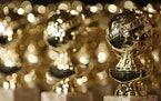 Nominations for the Golden Globe Awards, above, and Screen Actors Guild Awards were announced this week, and streaming services led the way.