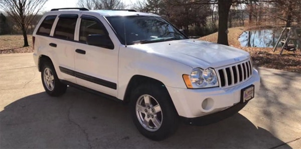 A vehicle like this one was stolen in Minneapolis. A 1-year-old boy was still in the back seat.