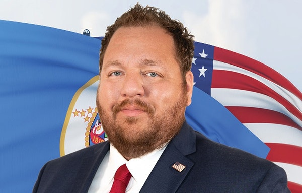 Republican Mike Murphy, mayor of Lexington in Anoka County, is running for governor.