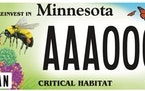 Minnesota's Critical Habitat license plates are increasingly popular with vehicle owners. But with record-level revenue from the plates' sale, the