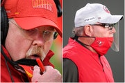 Super Bowl coaches Reid, Arians are cut from the same cloth