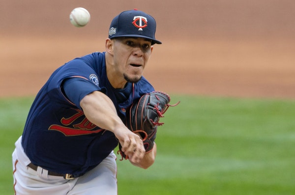 Jose Berrios is exciting to watch as a pitcher; as a hitter, not so much. Keep the universal DH.