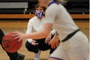 St. Thomas hosted Concordia in women's basketball inside Schoenecker Arena. Ruth Sinn returned for her 16th season as Tommies women's basketball h