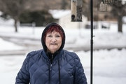 Barbara Gusse of Brooklyn Center, a grandmother and amateur birdwatcher, grabbed her binoculars when she spotted the Jeep Cherokee being sought in an