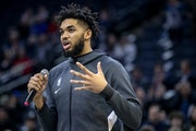 Karl-Anthony Towns appears closer to returning after going through several strenuous workouts.