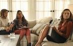 "Stephanie Szostak, Christina Moses, Christina Ochoa in ""A Million Little Things."""