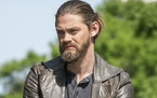 """Tom Payne played the character Jesus in """"The Walking Dead."""" Though he was killed off on the series, it changed the course of his career."""