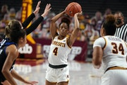 Minnesota guards Jasmine Powell and Gadiva Hubbard are among the players nursing injuries as the team prepares for two winnable games.