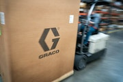 Graco is planning to build a facility in Dayton to accommodate two of its operating divisions that are now located in Minneapolis. (File photo by Glen