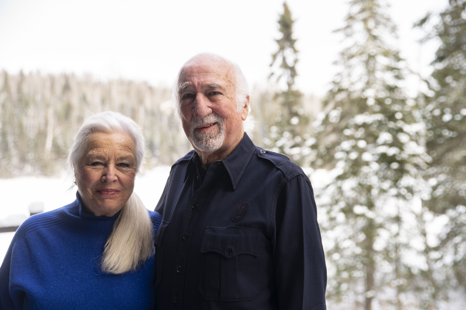 Leddy and her husband, Tom, have had a cabin on Birch Lake since 1976 -- a place they regularly visit. Joyce's uncle built the first cabin on Birch Lake.