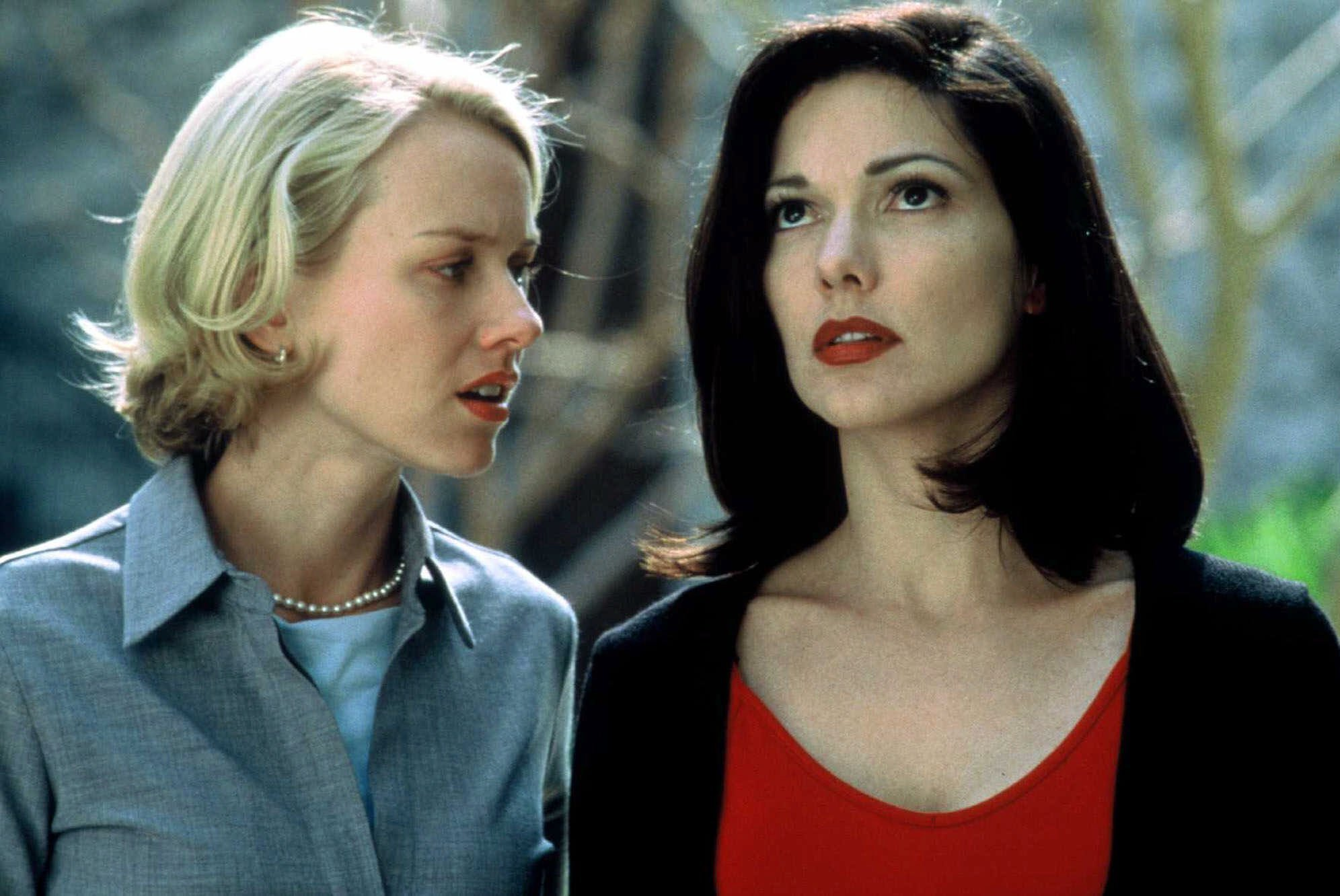 Naomi Watts and Laura Harring in 'Mulholland Drive.'