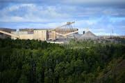 This file photo shows the Minntac taconite mine plant in Mountain Iron, Minn. (Glen Stubbe/Star Tribune)