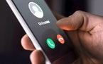 """""""There are no red robocalls or blue robocalls,"""" says U.S. Sen. Ed Markey, D-Mass. """"Only obnoxious robocalls."""""""