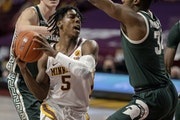 """Gophers guard Marcus Carr on rematch vs. Purdue: """"We definitely have some unfinished business."""""""