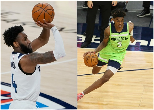 From Huskies to Wolves: Nowell, McDaniels grow into NBA players