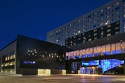 Radisson Blu Mall of America in Bloomington. With 47 hotels and just under 10,000 hotel rooms, Bloomington has about one-quarter of the rooms in the m