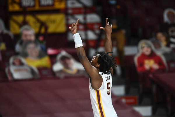 Souhan: Take it to the bank. Carr epitomizes Gophers at their grittiest.