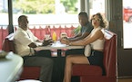 """HBO Courtney B. Vance, Jonathan Majors and Jurnee Smollett in """"Lovecraft Country."""""""