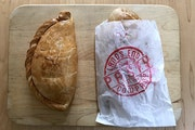 Rick Nelson • Star TribunePasties from Lands End Pasty Co.in Minneapolis.