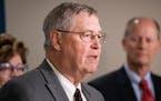 Scott Newman, R-Hutchinson, is the author of new voter ID legislation in the Minnesota Senate.