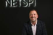 CEO Aaron Shilts of NetSPI, which grew sales 35% for a fourth year in a row and is approaching revenue of $50 million.