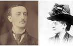 The famed architect Cass Gilbert met Julia Finch Gilbert in his career, and again later when he lived in St. Paul and she in Milwaukee. They wrote oft