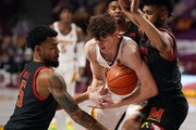Frontcourt foul trouble could be a factor for Gophers vs. Maryland