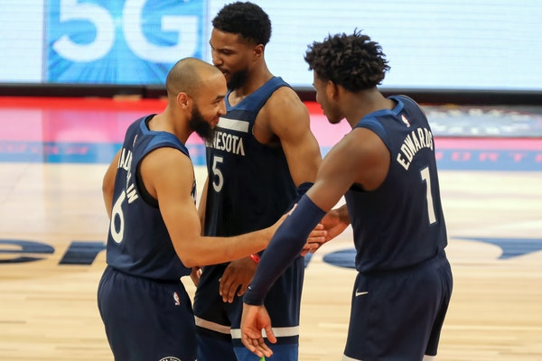Rubio has big game as Wolves end 17 years of road losses* to Toronto