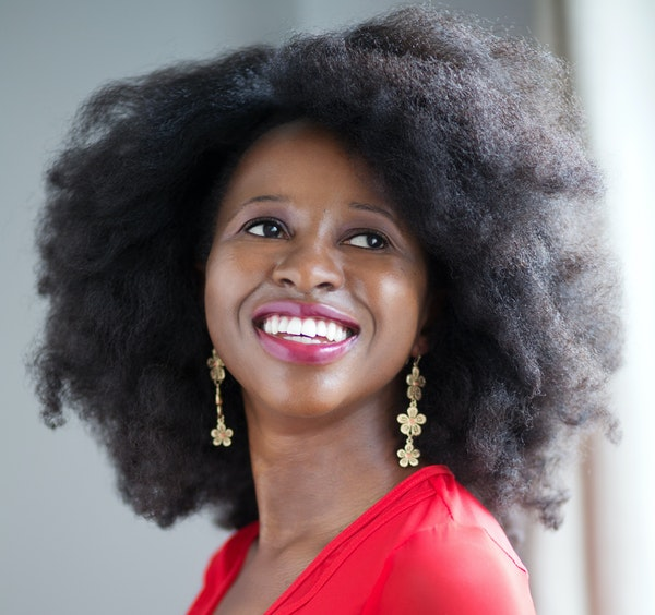 Mbue author photo (c) Kiriko Sano