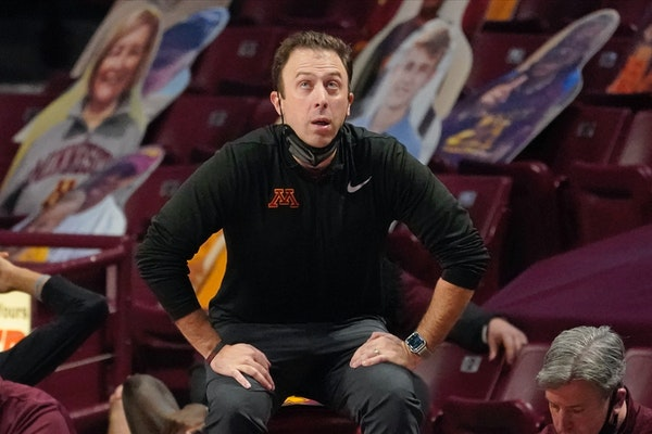 Richard Pitino and the Gophers have work to do to feel confident in their NCAA Tournament fate, but bracket experts still have them in the field.