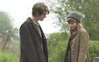 """Andrew Garfield and Carey Mulligan in """"Never let Me Go."""""""