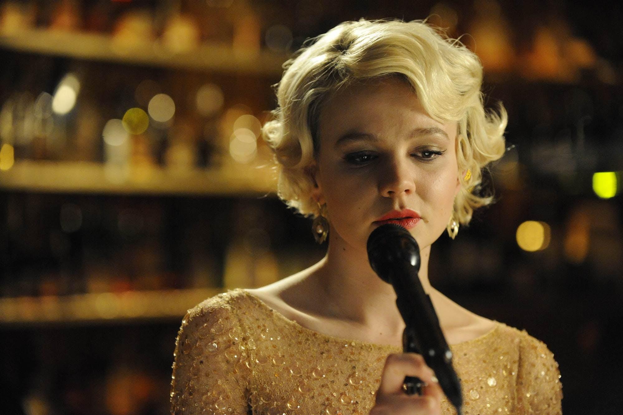 Carey Mulligan portrays Sissy in 'Shame.'